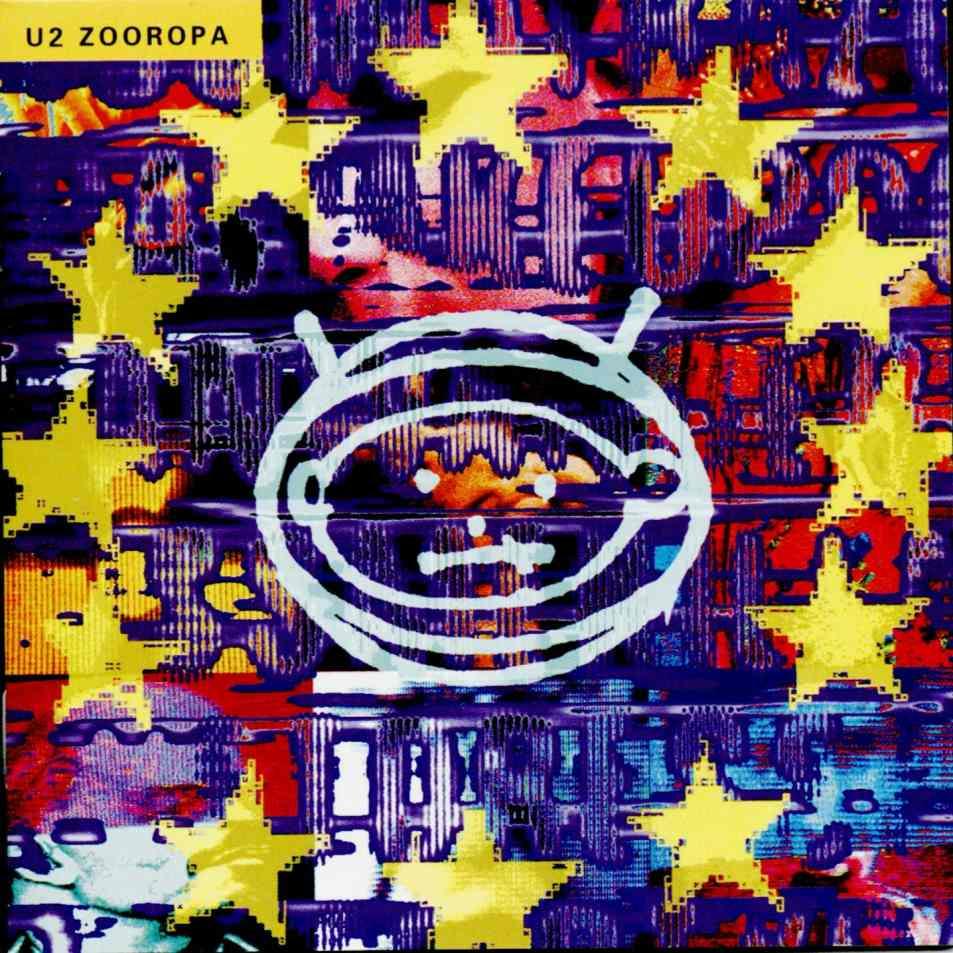 u2zooropa U2s Zooropa re imagined as a zoological chart!