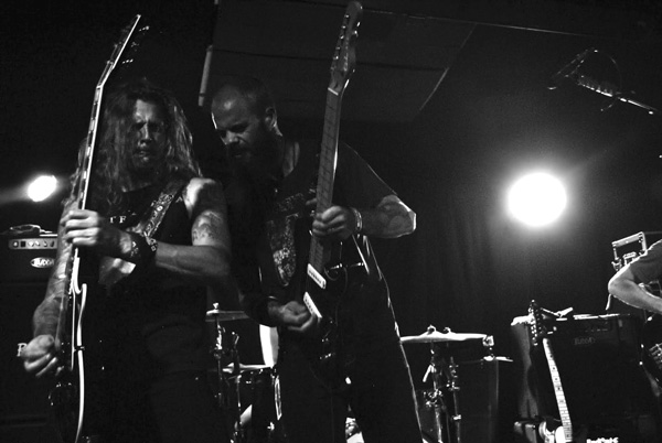 baroness 2 Live Review: Baroness at Mojo's in Columbia, MO (8/18)