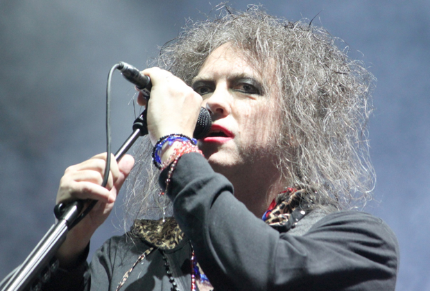 cure lolla kaplan 5 feature The Cure to play Voodoo Experience in New Orleans
