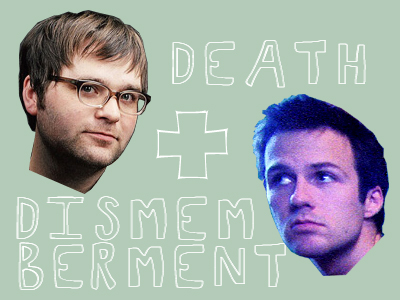 death dismemberment ban The Dismemberment Plan's Top Five Riotous Moments + Playlist