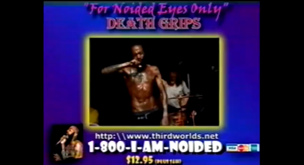 deathgripstvnoided Death Grips greatest hits infomercial is just the best