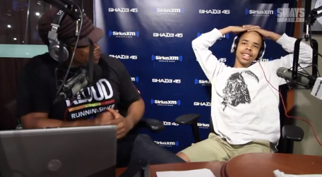 earlsway1 Watch Earl Sweatshirt's absolutely vicious freestyle for Sway in the Morning