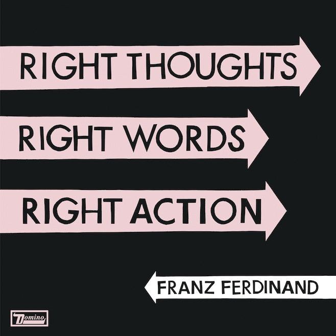 Franz Right Thoughts, Right Words, Right Actions