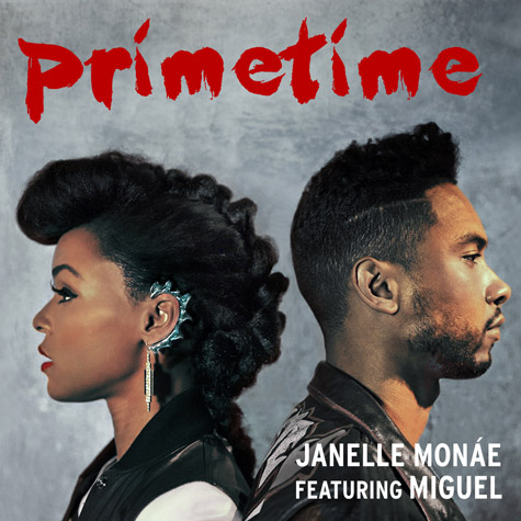 """janelle miguel primetime Listen to Janelle Monáe's """"Primetime"""", featuring Miguel"""