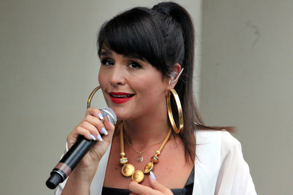 jessie ware lolla kaplan 11 Top 13 Moments of Lollapalooza 2013: Day One