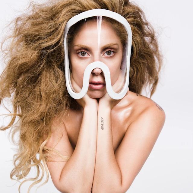 lady gaga artpop Watch Lady Gaga perform new ARTPOP song Swine