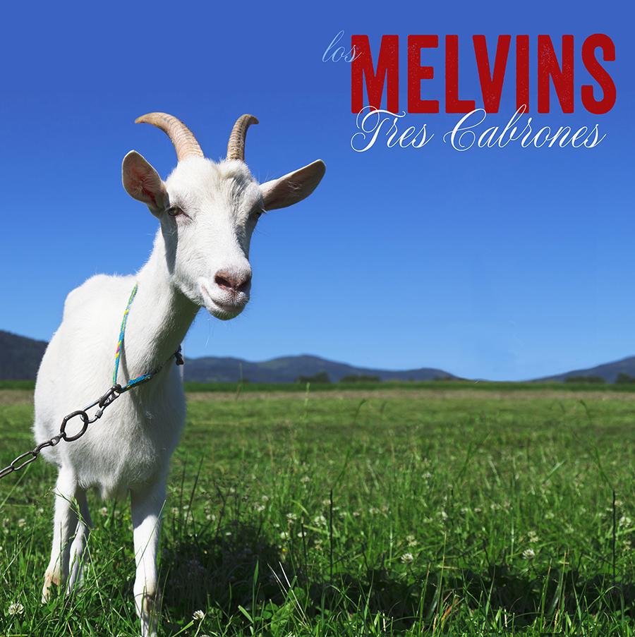 melvinstrescover Melvins 1983 lineup reunites for new album, Tres Cabrones
