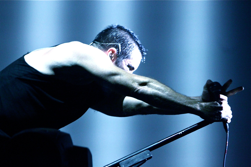 """nine inch nails lolla kaplan 20 Festival promoter: Trent Reznor wants a more """"sophisticated fanbase"""""""