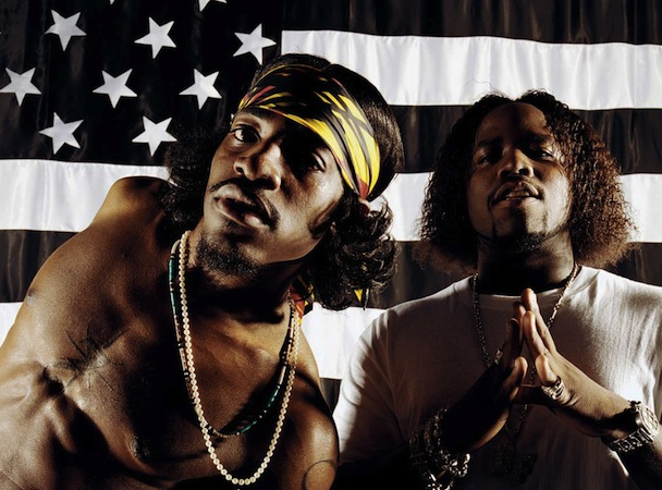 "outkast Listen to OutKast's isolated vocal track for ""B.O.B."", lose your mind"