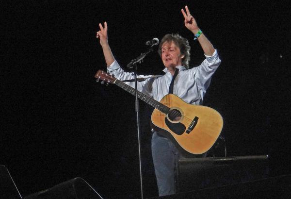 paulmccartneypeace Ten Charitable Musicians Giving Back in Surprising Ways