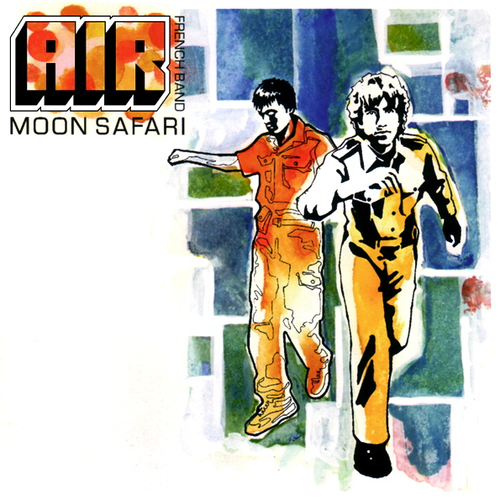 air moon safari The 20 Best Sci Fi Albums: From Misfits to Radiohead