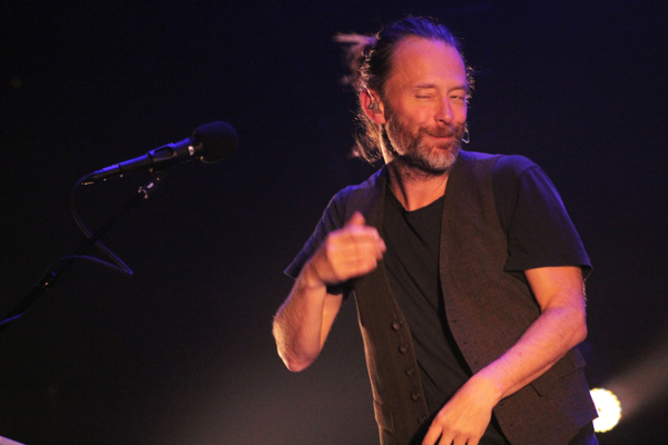 atoms10 Thom Yorkes Atoms for Peace shakes up Brooklyns Barclays Center (9/27)