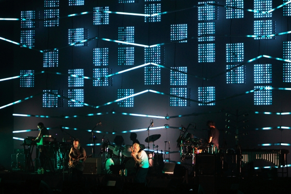 atoms14 Thom Yorkes Atoms for Peace shakes up Brooklyns Barclays Center (9/27)