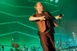 atoms3 Thom Yorkes Atoms for Peace shakes up Brooklyns Barclays Center (9/27)