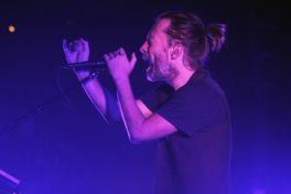 atoms7 Thom Yorkes Atoms for Peace shakes up Brooklyns Barclays Center (9/27)