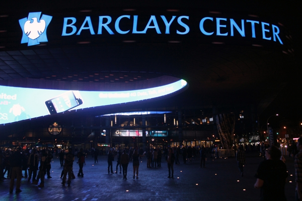 barclays Thom Yorkes Atoms for Peace shakes up Brooklyns Barclays Center (9/27)