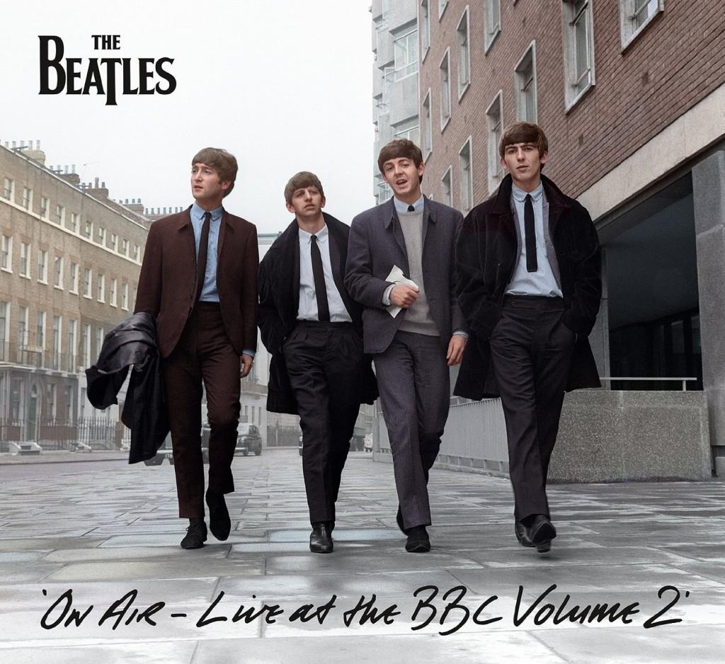 beatles live at bbc 2