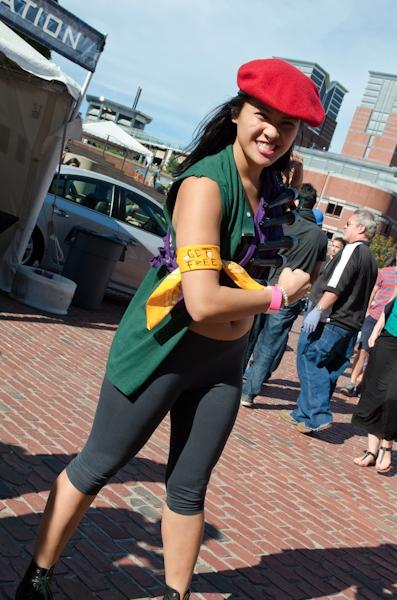 crowd major lazer costume crowd major lazer costume