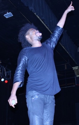 danny brown 1 Live Review: Danny Brown, Action Bronson, and Trash Talk at Milwaukees The Rave (9/20)