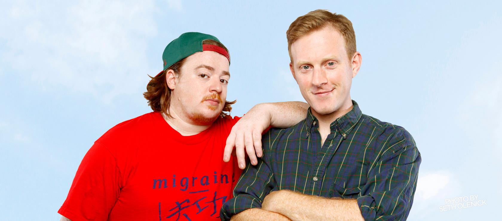 dannyandmike The Adventures of Pete and Pete return as a podcast... sort of
