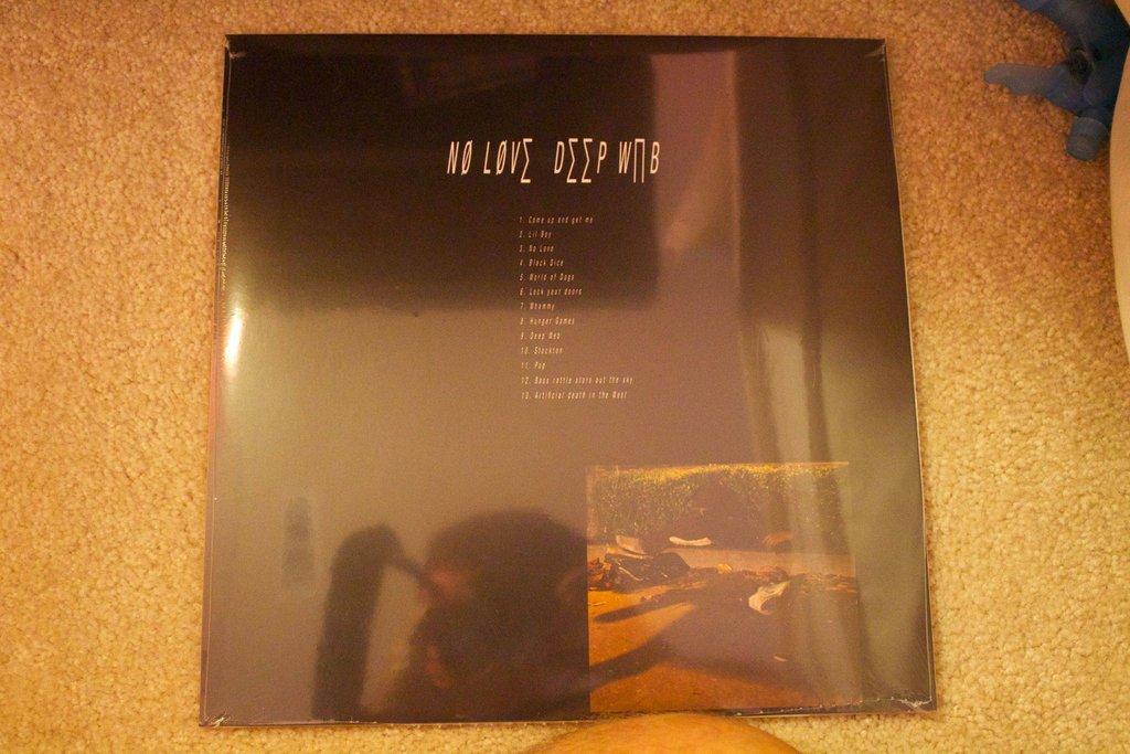 death grips vinyl 3