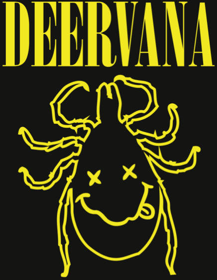 deervana Deer Tick performed Nirvanas In Utero, hear the full recording