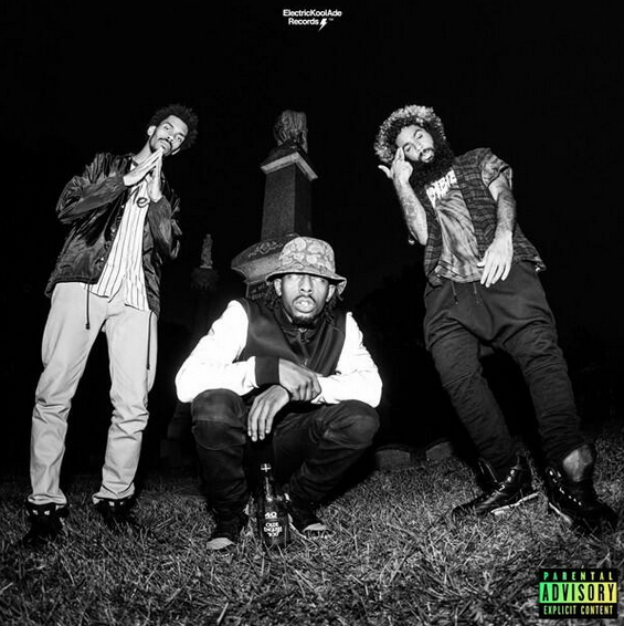 flatbush bettdeadcover Download Flatbush Zombies Better Off Dead Mixtape
