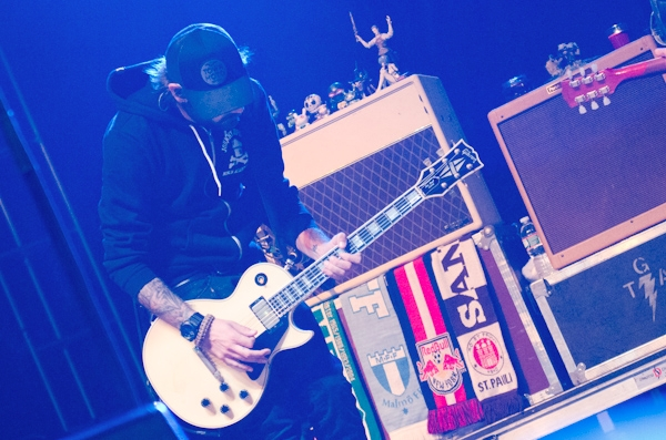 gaslight anthem 2 10 Things We Loved at Boston Calling: September 2013