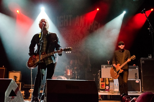 gaslight anthem 4 10 Things We Loved at Boston Calling: September 2013