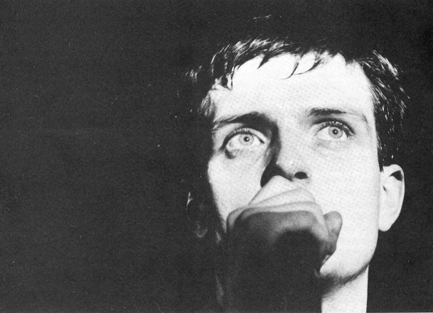 iancurtis Personal notebooks, lyrics from Joy Divisions Ian Curtis to be released