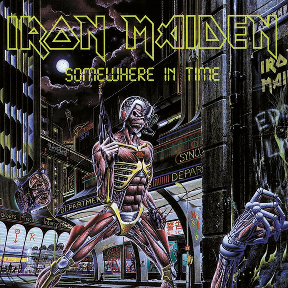 ironmaidensomewhere The 20 Best Sci Fi Albums: From Misfits to Radiohead