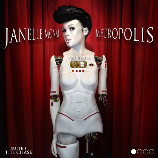 janelle monae metropolis Five Reasons Janelle Monáe Isnt Your Average Sci Fi Fan