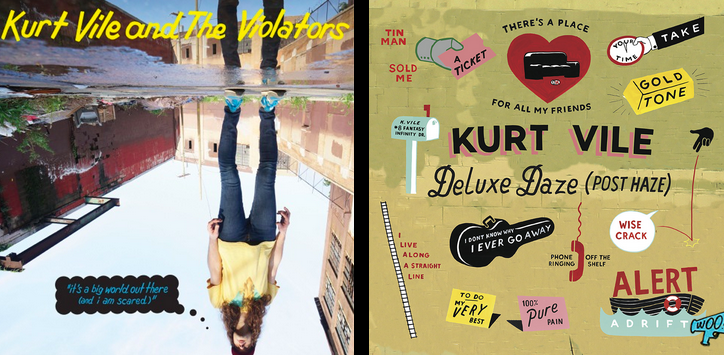 kvdeluxe Kurt Vile announces outtakes EP, expanded edition of Wakin on a Pretty Daze