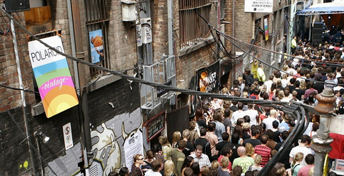laneway2006 From an alley to Detroit: Laneway Festivals Danny Rogers tells all
