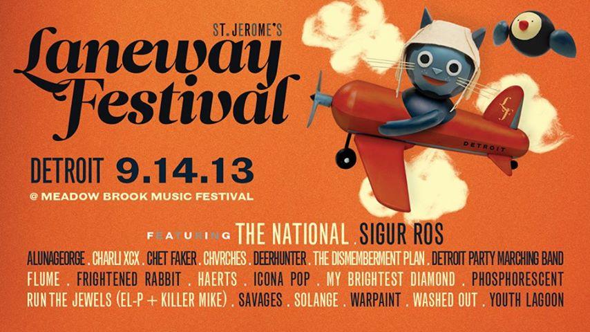 lanewayfestivaldetroit From an alley to Detroit: Laneway Festivals Danny Rogers tells all