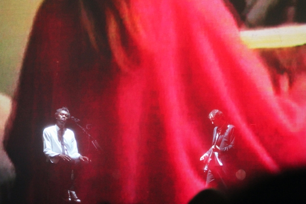massiveattack6 Live Review: Massive Attack V Adam Curtis at New Yorks Park Avenue Armory (9/28)
