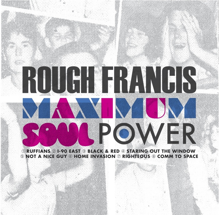 maxsoulpower Rough Francis Step Out of (A Band Called) Deaths Shadow