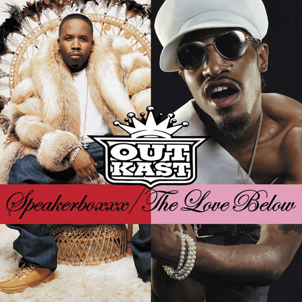 outkast andre 3000 love below speakerboxxx Dusting Em Off: Outkast   Speakerboxx/The Love Below