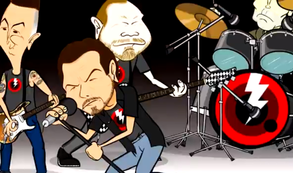 pearljam 600 Watch a kick ass fan made video for Pearl Jams Mind Your Manners