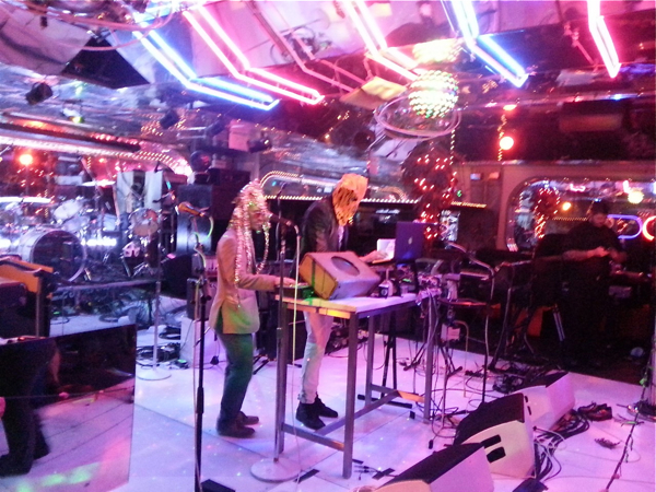 reflektors1 Arcade Fire preview Reflektor at Montreals Salsathèque (9/10)