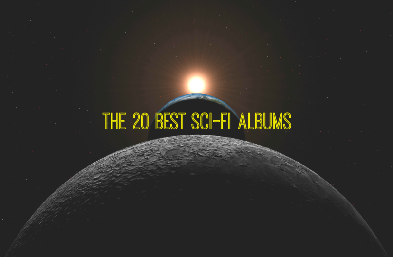The 20 Best Sci-Fi Albums: From Misfits to Radiohead