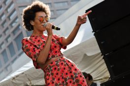 solange 10 Things We Loved at Boston Calling: September 2013