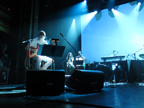 spiritualized 2013 2 Live Review: Spiritualized at New Yorks Webster Hall (9/10)