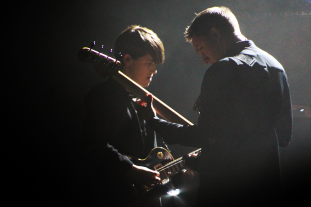 xx feature Live Review: The xx, Poliça at New York Citys Radio City Music Hall (9/23)
