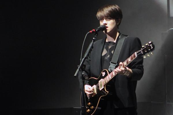 xx21 Live Review: The xx, Poliça at New York Citys Radio City Music Hall (9/23)