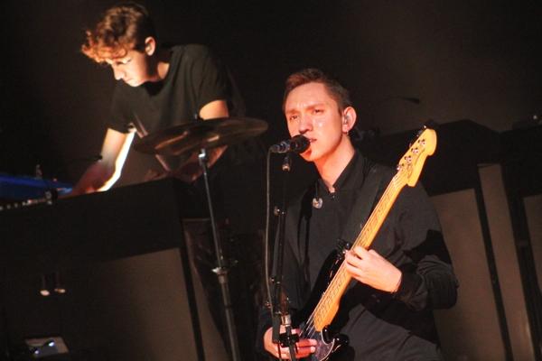 xx4 Live Review: The xx, Poliça at New York Citys Radio City Music Hall (9/23)
