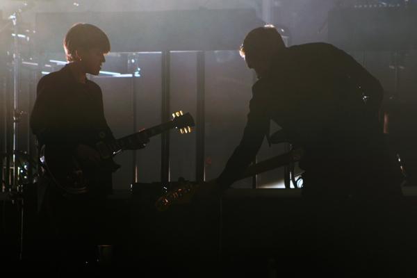 xx7 Live Review: The xx, Poliça at New York Citys Radio City Music Hall (9/23)
