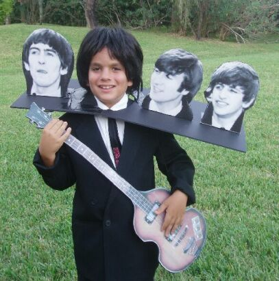 beatles1 Halloween Costume Ideas: Be Your Favorite Musican