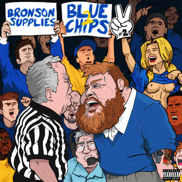 bluechips2cover Top 50 Albums of 2013