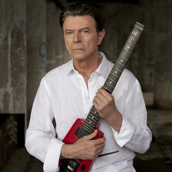 bowie 600 David Bowie to star in Louis Vuitton ad campaign and short film